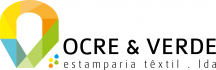 Ocre & Verde | Estamparia Têxtil