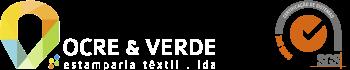 Estamparia Têxtil | Ocre & Verde – Estamparia Têxtil